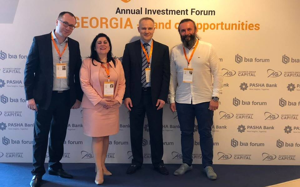 Caucasus Investment Forum