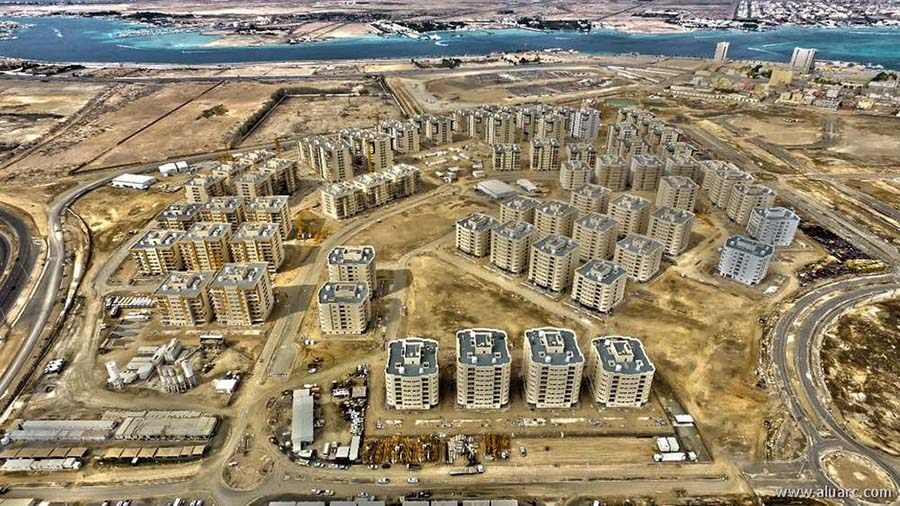 Housing Complex Project in Jeddah