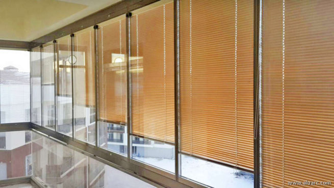 LUCIDO - Double Glazed Folding System