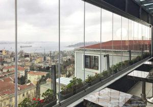 OPTIMO – Single Glazed Folding System