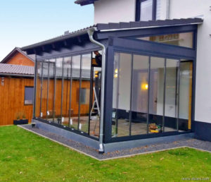 ORION – Double Glazed Folding System